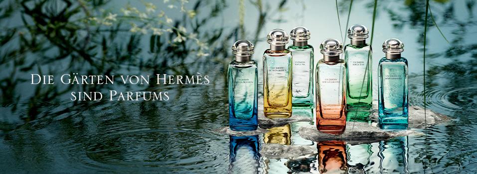 HERMÉS Parfum Gärten - jetzt entdecken