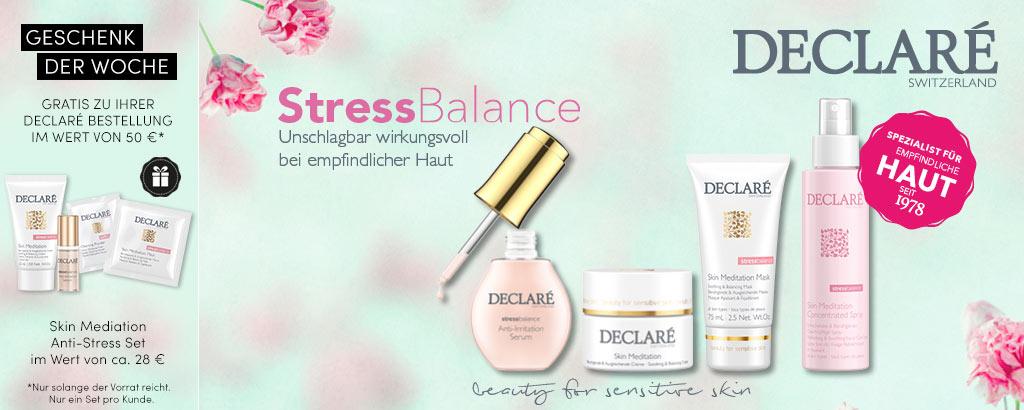 Declaré Stress Balance