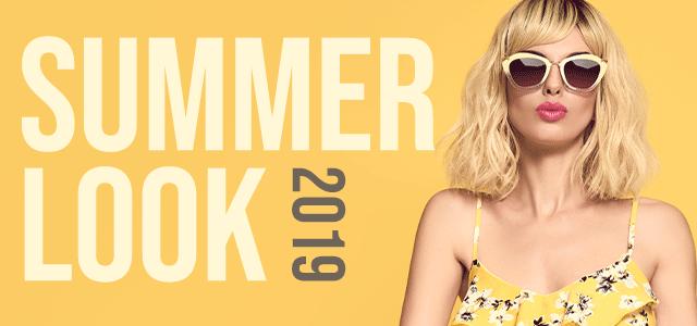 Summer Look 2019 - jetzt entdecken