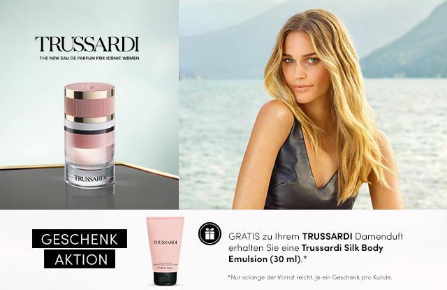 NEU: Trussardi Femme Eau de Parfum - jetzt entdecken