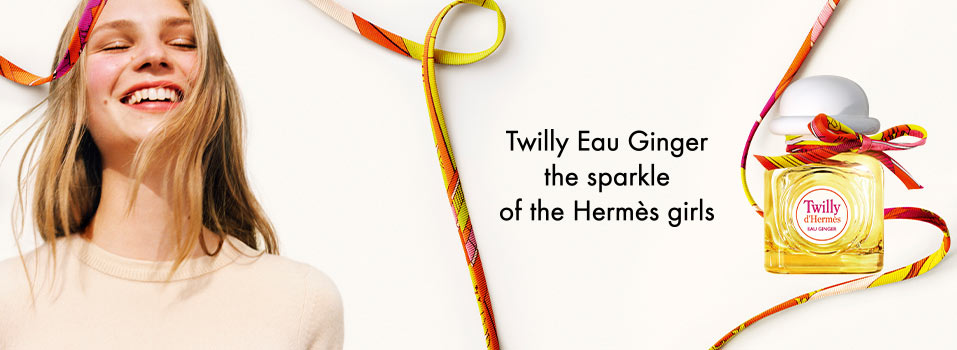 Hermès Twilly d' Hermès Eau Ginger - jetzt entdecken