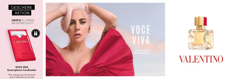 Neu: VALENTINO Voce Viva - jetzt entdecken