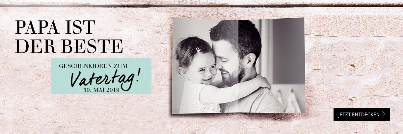 Geschenkideen zum Vatertag - jetzt entdecken