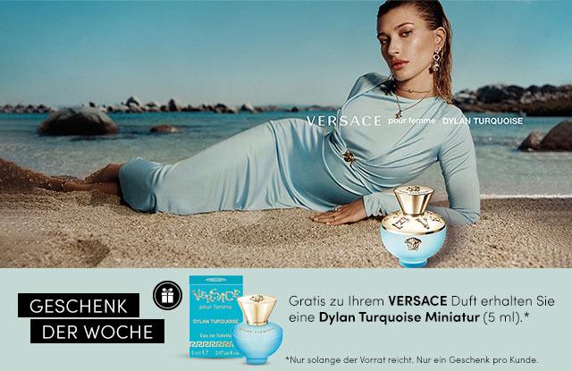 Neu: VERSACE Dylan Turquoise - jetzt entdecken