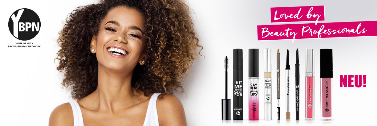 YBPN Make-up - Loved by Beauty Professionals - jetzt entdecken