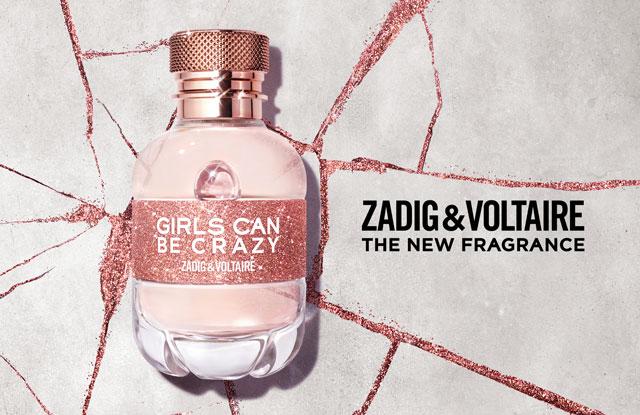 Neu: ZADIG & VOLTAIRE Girls can be Crazy - jetzt entdecken