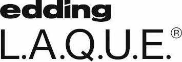 edding L.A.Q.U.E.