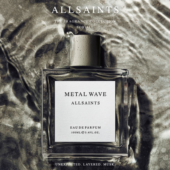 AllSaints Metal Wave Parfum