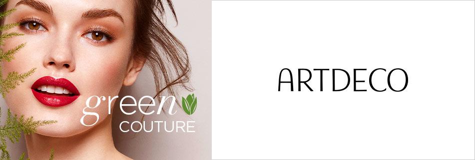 Artdeco Green Couture - nachhaltige Make-up Produkte