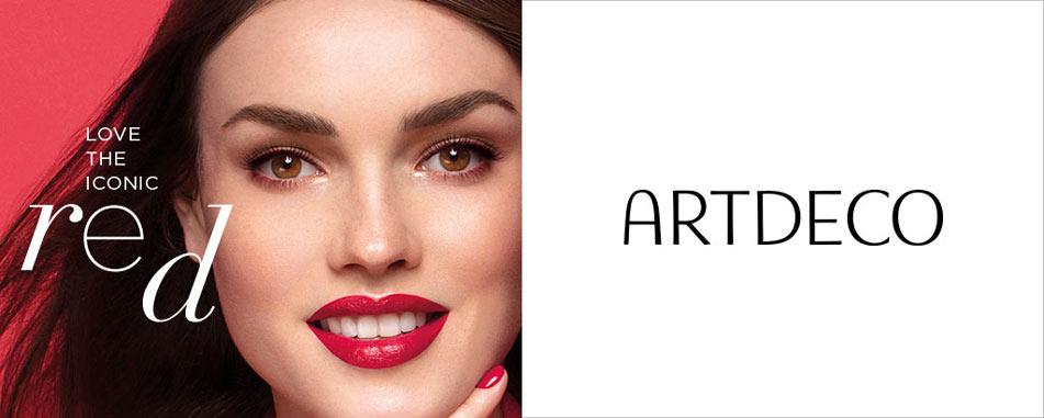 Artdeco Look: Love The Iconic Red