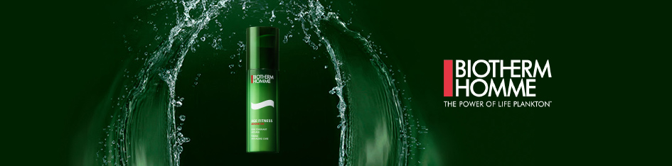 Biotherm Homme Ausstrahlung