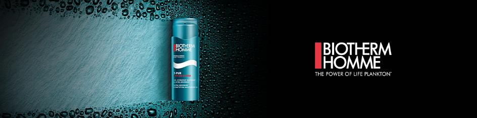 Biotherm Homme Pflege für unreine Haut