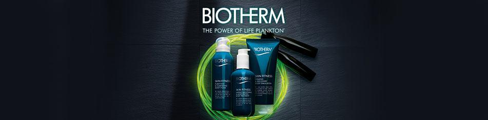 Biotherm - gezielte Koerperpflege