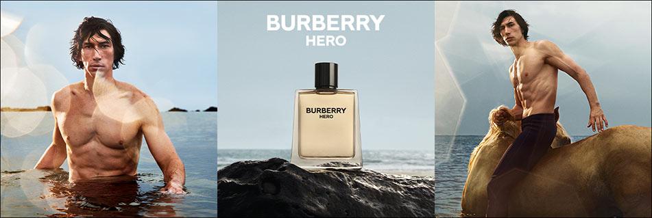 Burberry HERO - jetzt entdecken