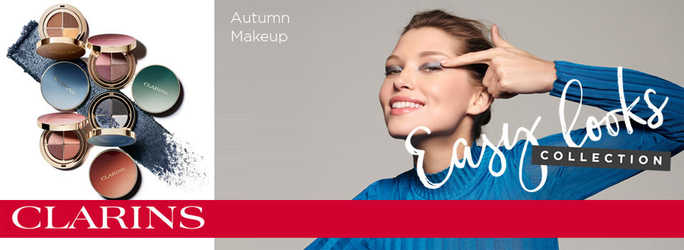 Clarins aktuelle Make-up Kollektion
