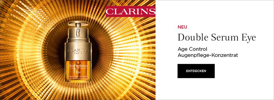 Clarins Double Eye Serum - jetzt entdecken