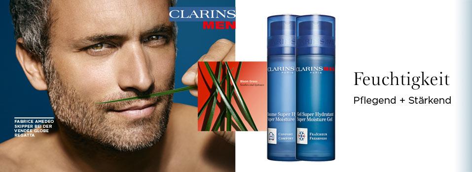 ClarinsMen Feuchtigkeitspflege