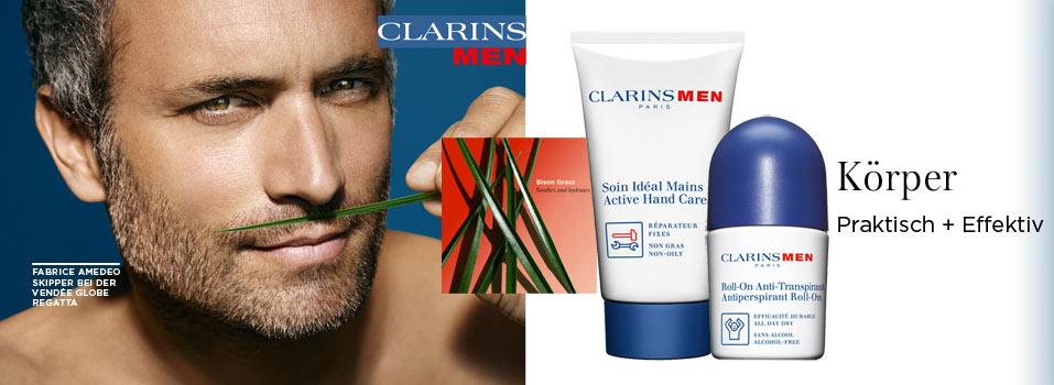ClarinsMen Körperpflege