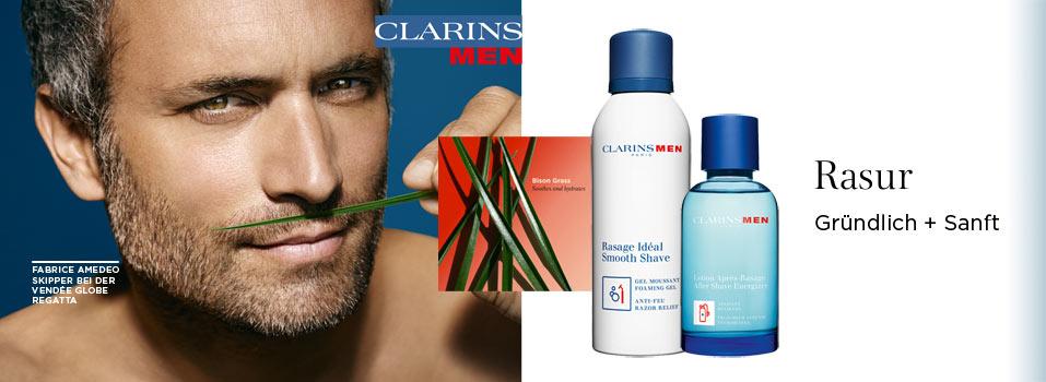 ClarinsMen Rasurpflege
