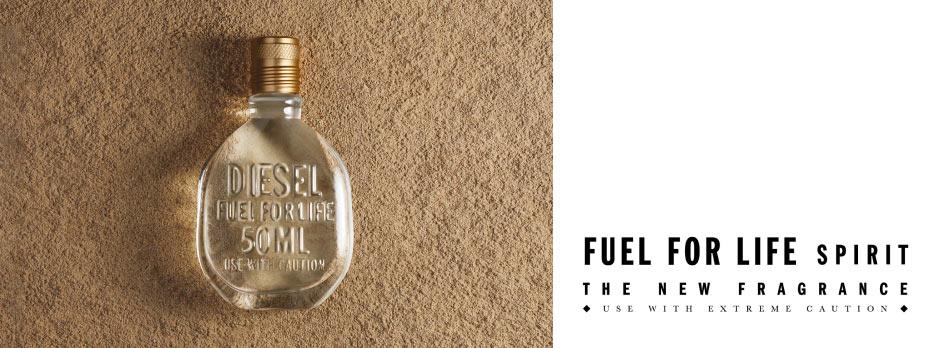 Diesel Fuel for life - jetzt entdecken