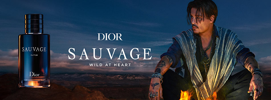 Dior Sauvage Wild at Heart