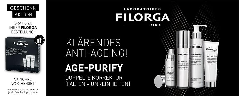 Filorga AGE-PURIFY - jetzt Geschenk sichern!