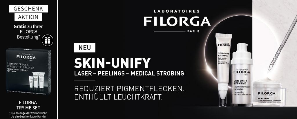 Filorga SKIN-UNIFY - jetzt Geschenk sichern!