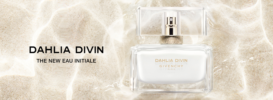 Givenchy Dahlia Divin - The New Eau Initiale