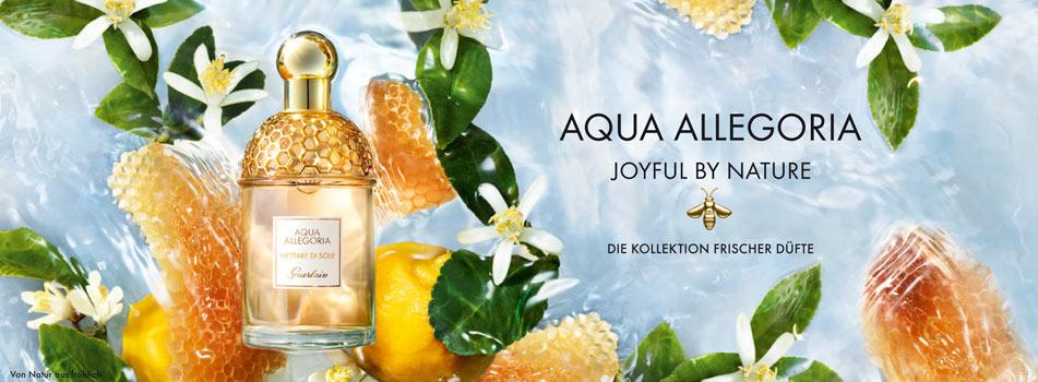 Neu: Aqua Allegoria Nettare di Sole - jetzt entdecken