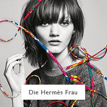 Die Hermes Frau