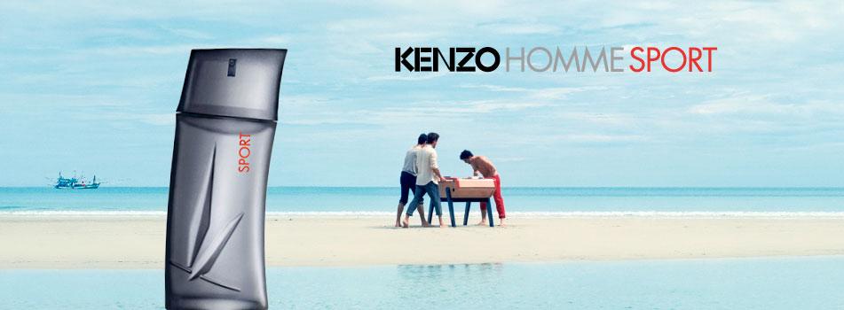 Kenzo Homme Sport