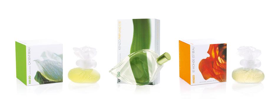 Kenzo - klassische Parfums