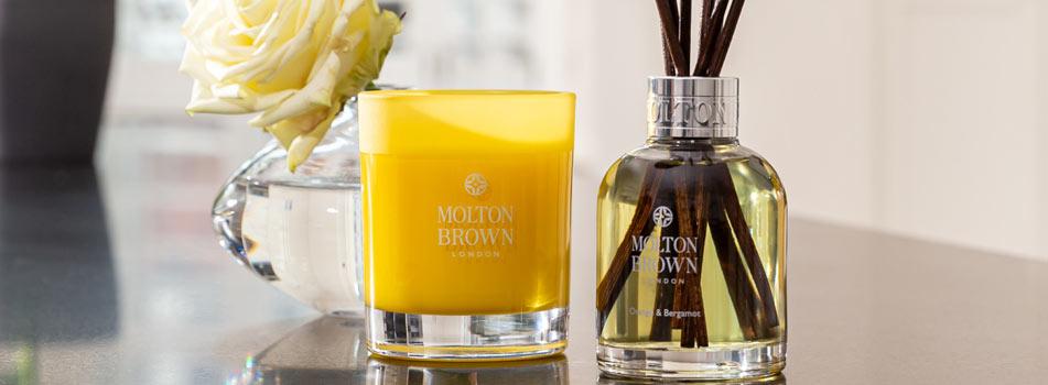 Molton Brown Duft-Kollektionen