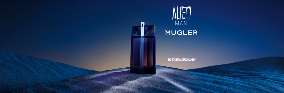 Mugler Alien Man