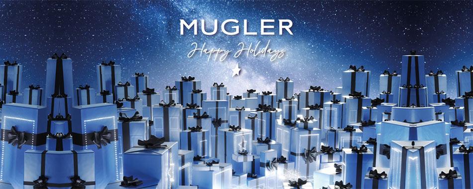 Weihnachten mit Mugler