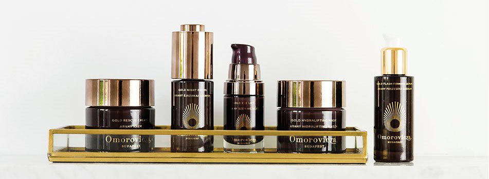 Omorovicza Gold Collection - exklusive Pflege