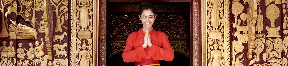 The Ritual of Happy Buddha