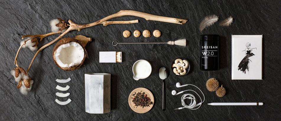 SKEISAN Premium White Tea