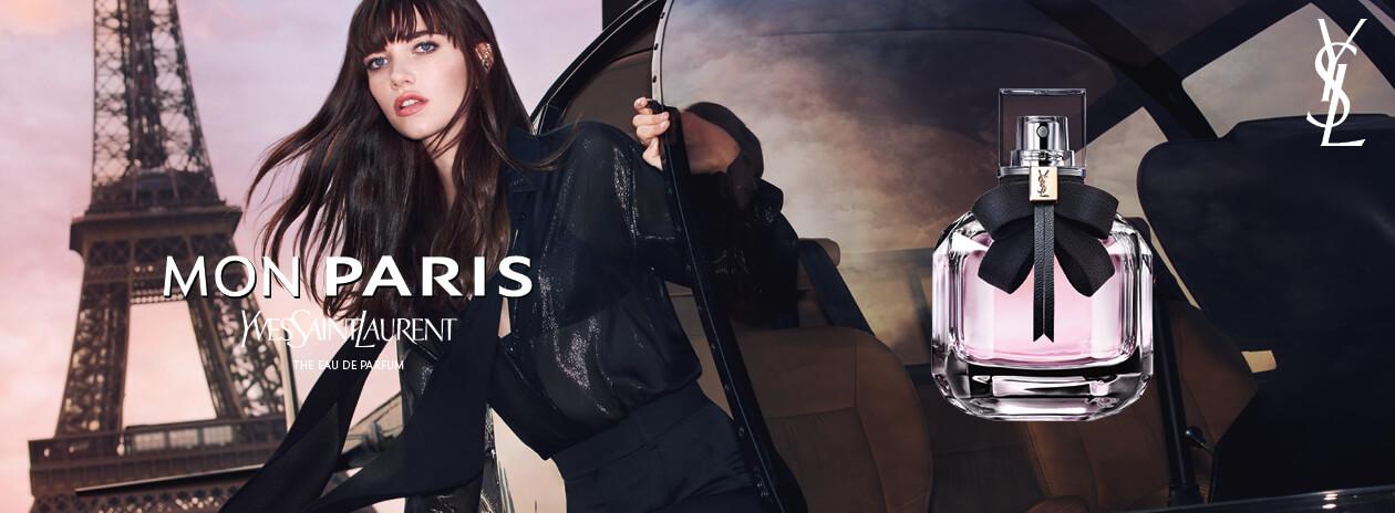 Yves Saint Lauremt Mon Paris Eau de Parfum