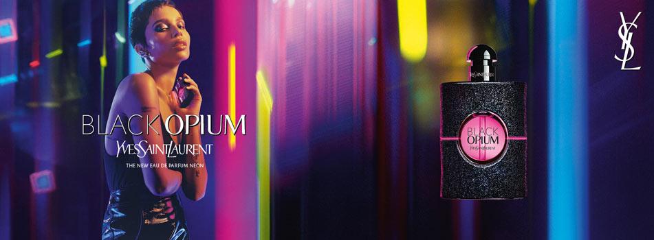 YSL Black Opium Neon