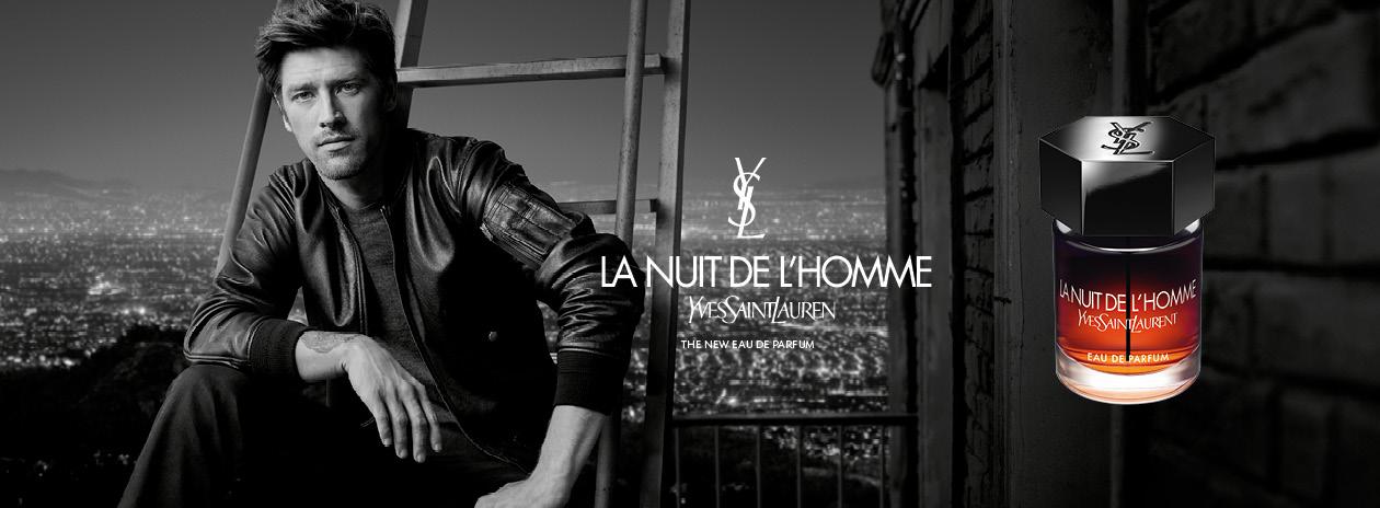 YVES SAINT LAURENT La Nuit de L'Homme - jetzt entdecken