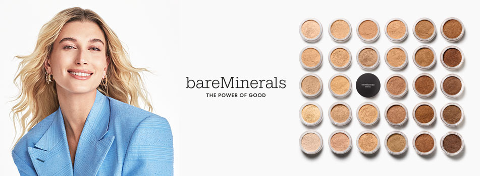 bareMinerals - The power of good