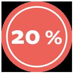 Ihr 20% Rabatt-Code: BIRTHDAY20