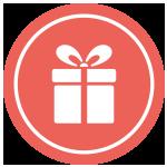 Jede Menge Gratis-Geschenke für Sie