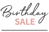 Birthday Sale: 20 % Rabatt mit dem Code HAPPY20 - jetzt shoppen