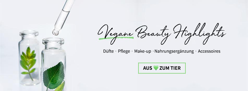 Vegane Düfte, Pflege & Make-up - jetzt entdecken