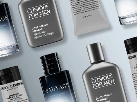 Vatertagswelt - Rasurpflege