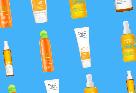 Summer Look - Sun Care