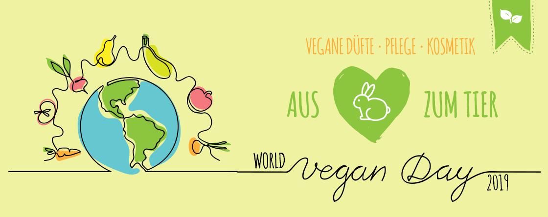 World Vegan Day - jetzt vegane Produkte entdecken