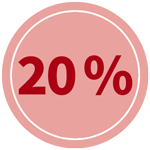 20 % Rabatt mit dem Code HAPPY20 - jetzt shoppen